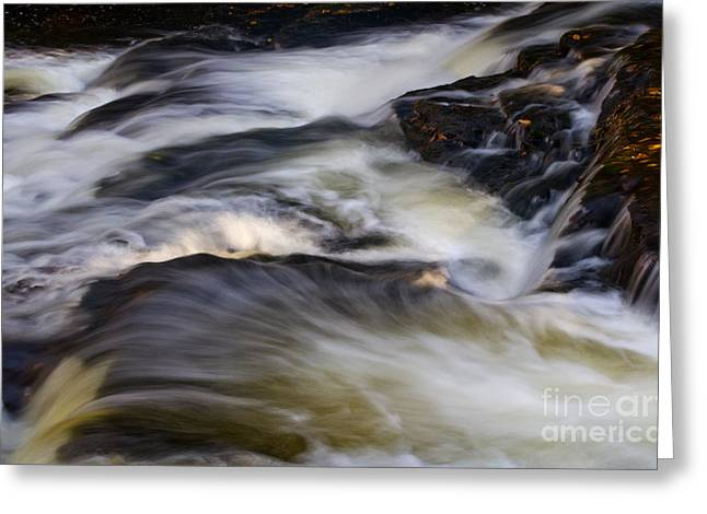 Blurr Greeting Cards - Water in Motion - 31 Greeting Card by Paul W Faust -  Impressions of Light