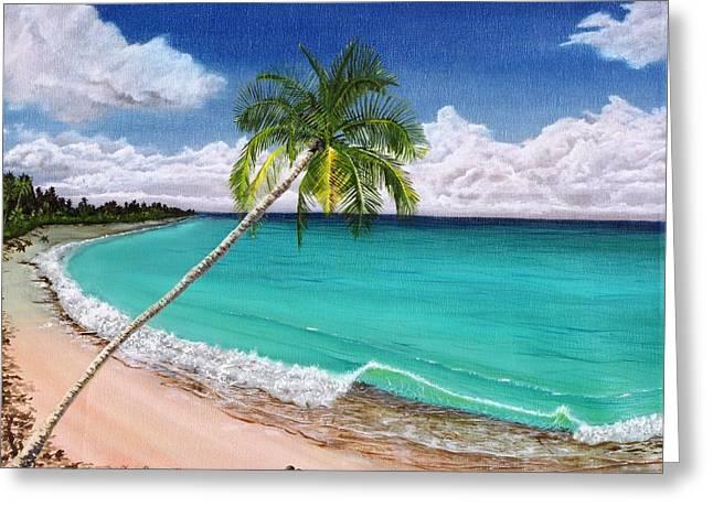 Kevin F Heuman Greeting Cards - Wave Break Beach Greeting Card by Kevin F Heuman