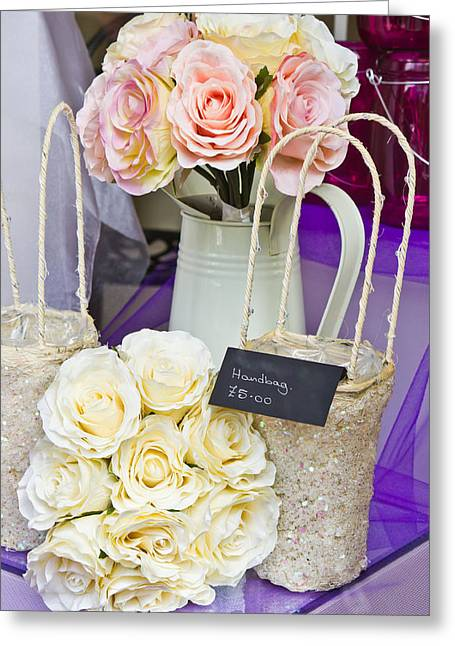 Special Occasion Greeting Cards - Wedding gifts Greeting Card by Tom Gowanlock