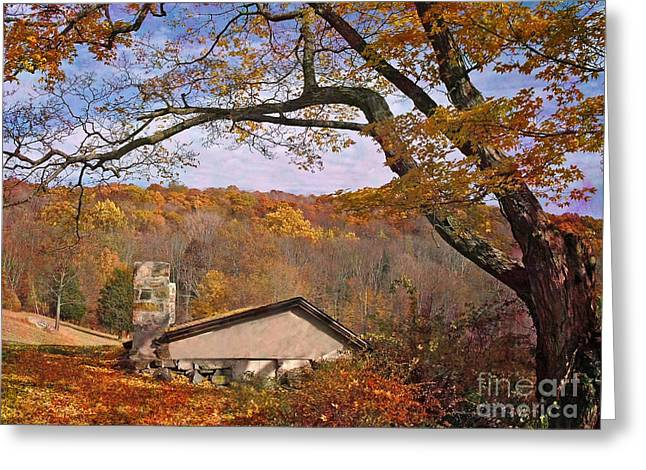 A New Focus Photography Greeting Cards - Weekend Retreat Greeting Card by A New Focus Photography