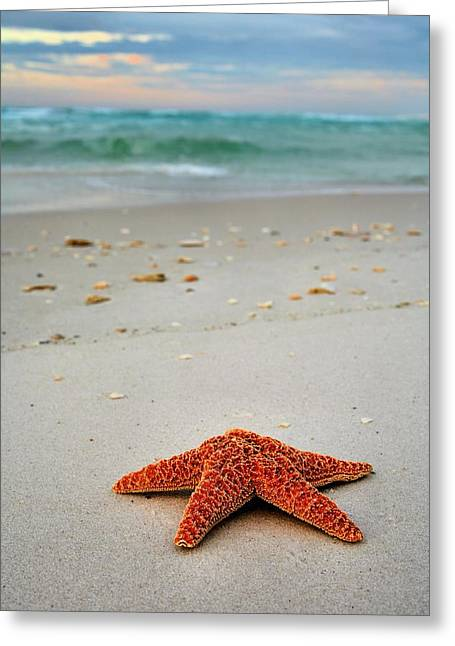 James Findley Greeting Cards - Welcome to Destin Greeting Card by JC Findley