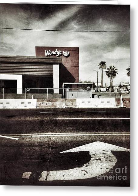 Posters Of Nudes Photographs Greeting Cards - Wendys Greeting Card by Jamie Peachey