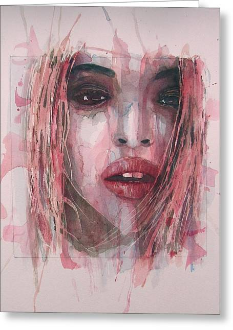 Emotive Greeting Cards - Were All Alone Greeting Card by Paul Lovering