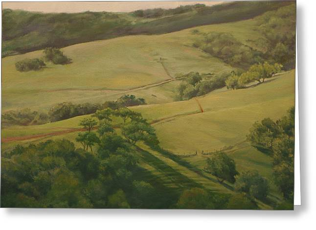 Marin County Greeting Cards - West Marin Greeting Card by Tom Thomas