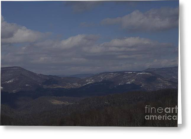 West Virginia Highlands Greeting Cards - West Virginia Waiting Greeting Card by Randy Bodkins