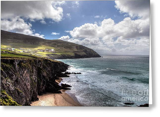 Western Coast Of Ireland Greeting Card by Juergen Klust