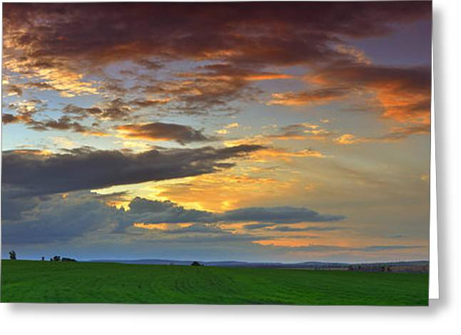 Vale Greeting Cards - What makes you beautiful Greeting Card by Stephen Reid