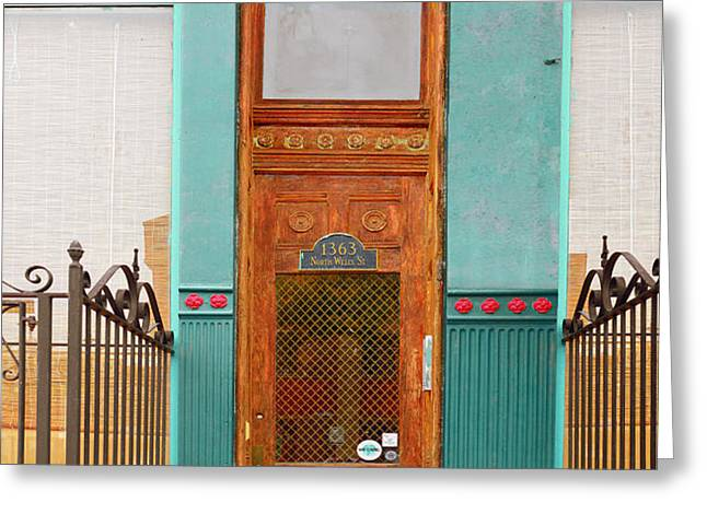 When one door closes Greeting Card by Christine Till