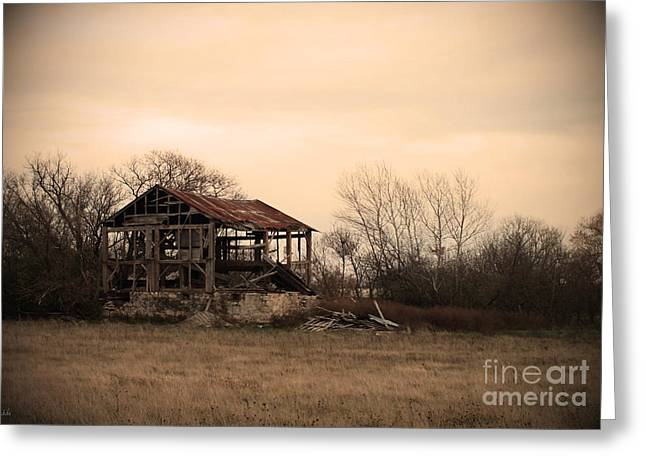Ferme Greeting Cards - Where We Used to Play Greeting Card by Debi Dmytryshyn