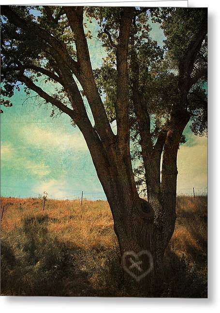 Vintage Landscape Greeting Cards - Where Well Meet Greeting Card by Laurie Search