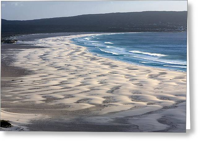White Sands  Greeting Card by Aidan Moran