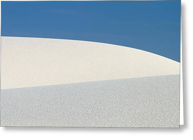 White Sands National Monument Greeting Cards - White Sands National Monument Nm Greeting Card by Panoramic Images