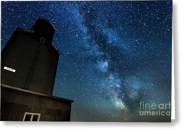 © Beve Brown-clark Greeting Cards - Wide Open Spaces Greeting Card by Reflective Moment Photography And Digital Art Images