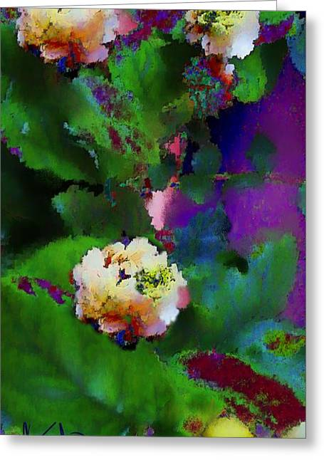 Jasmine Greeting Cards - Wild Jasmine Greeting Card by Colleen Taylor