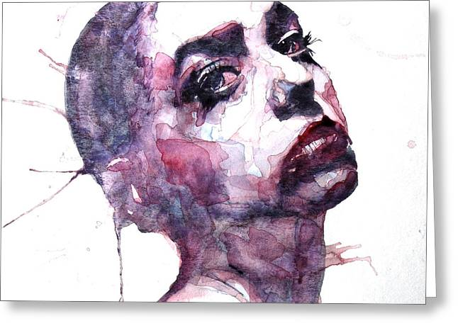 Emotive Greeting Cards - Will You Still Love Me Tomorrow  Greeting Card by Paul Lovering