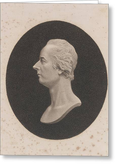 Willam Pitt Greeting Card by British Library