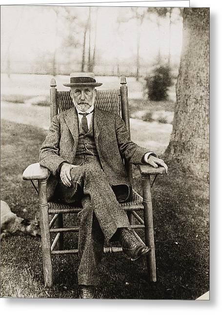 William Jay Gaynor (1849-1913) Greeting Card by Granger