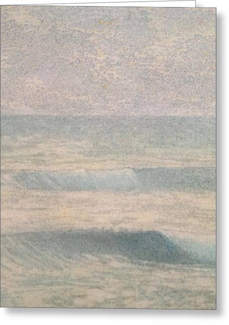 Big Sur Beach Greeting Cards - Willow Creek Greeting Card by Mark  Leavitt