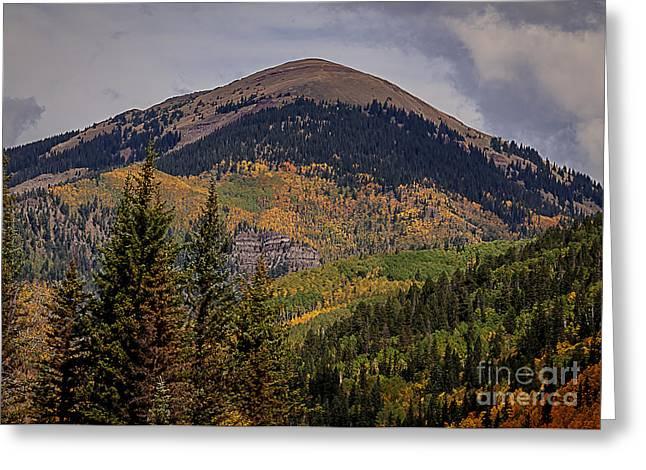 El Diente Greeting Cards - Wilson Peak Colorado Greeting Card by Janice Rae Pariza
