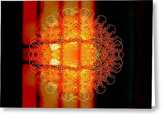 Outsider Photographs Greeting Cards - Window Shopper Greeting Card by Daryl Macintyre