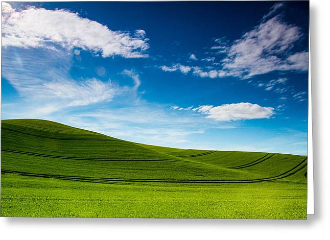 Possibilities Greeting Cards - Windows XP Greeting Card by Kunal Mehra