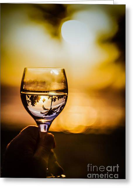 Faa Featured Greeting Cards - Cheers to That Greeting Card by  rdm-Margaux Dreamations