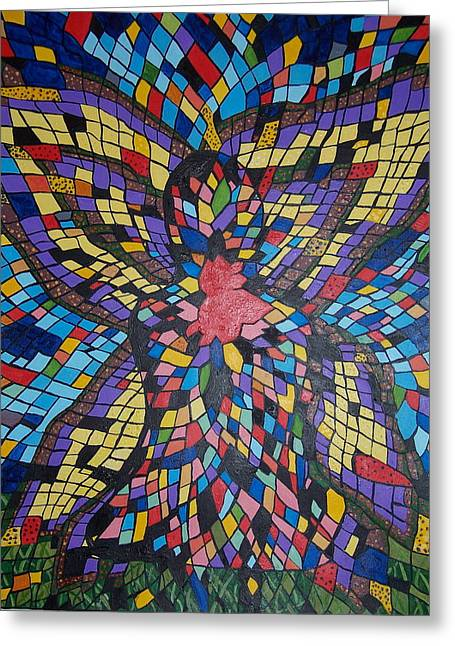 Slidell Greeting Cards - Wings Greeting Card by  Michelle Hayes