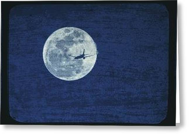 Jet Star Greeting Cards - Wings239 Greeting Card by J Anthony