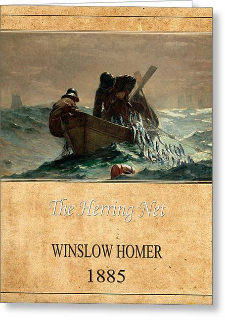 Winslow Homer Photographs Greeting Cards - Winslow Homer 2 Greeting Card by Andrew Fare