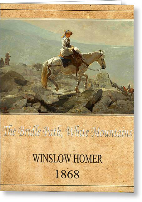 Winslow Homer Photographs Greeting Cards - Winslow Homer 5 Greeting Card by Andrew Fare