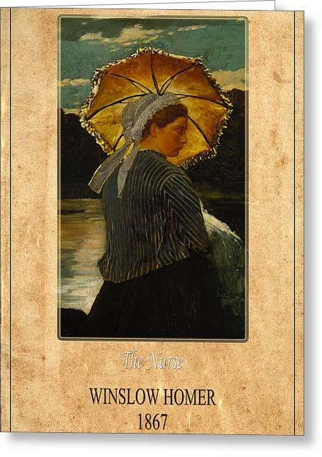 Winslow Homer Photographs Greeting Cards - Winslow Homer 6 Greeting Card by Andrew Fare