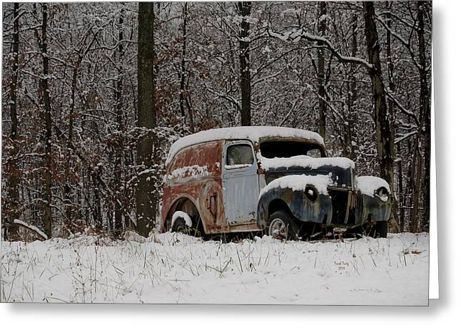 Winter Classic Greeting Cards - Winter Classic Greeting Card by Trish Tritz
