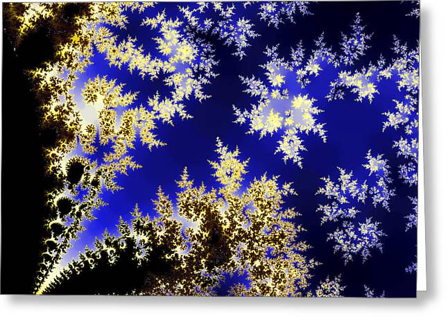 Snowy Evening Greeting Cards - Winter Evening Greeting Card by Sylvia Thornton
