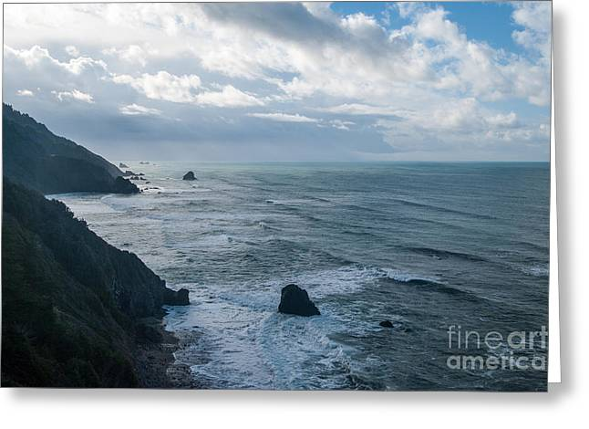 Pch Greeting Cards - Winter Shoreline 2.2923 Greeting Card by Stephen Parker