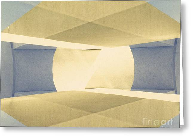 Lightscapes Greeting Cards - Winter Solstice Greeting Card by Thomas Carroll