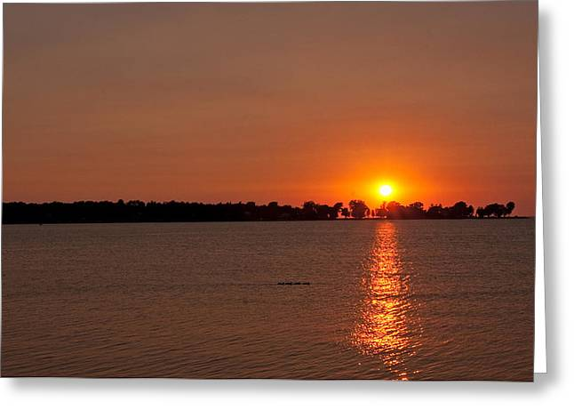 Natural Focal Point Photography Greeting Cards - Wisconsins Door County Lake Michigan View Greeting Card by Natural Focal Point Photography