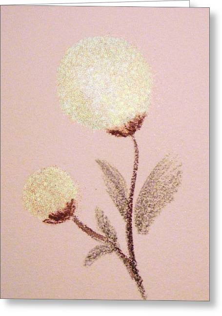 Nature Scene Pastels Greeting Cards - Wish Blossoms Greeting Card by Christine Corretti