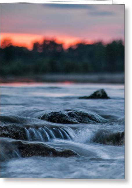 Wish You Are Here Greeting Card by Davorin Mance