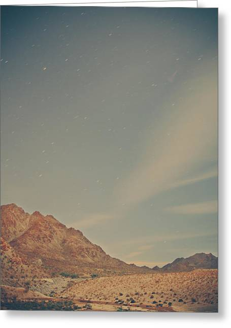 La Quinta Greeting Cards - Wishing on Stars Greeting Card by Laurie Search