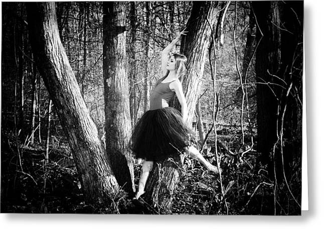 Ballet Dancers Photographs Greeting Cards - Witches Brew Greeting Card by Ryan Crane