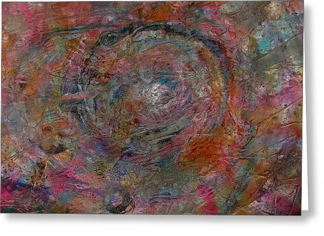 Layers Greeting Cards - World of Colours Greeting Card by Sami Tiainen
