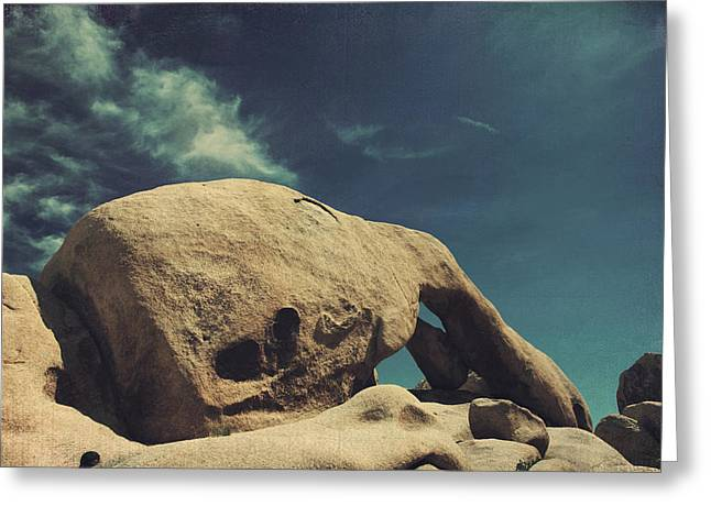 Arches National Park Digital Greeting Cards - Worlds Away Greeting Card by Laurie Search