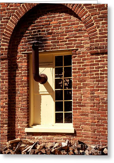 Harpers Ferry Greeting Cards - Yesterdays Heat Greeting Card by Paul W Faust -  Impressions of Light