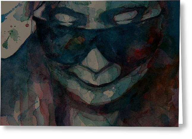 Emotions Greeting Cards - Yoko  I Dont Know Why Greeting Card by Paul Lovering