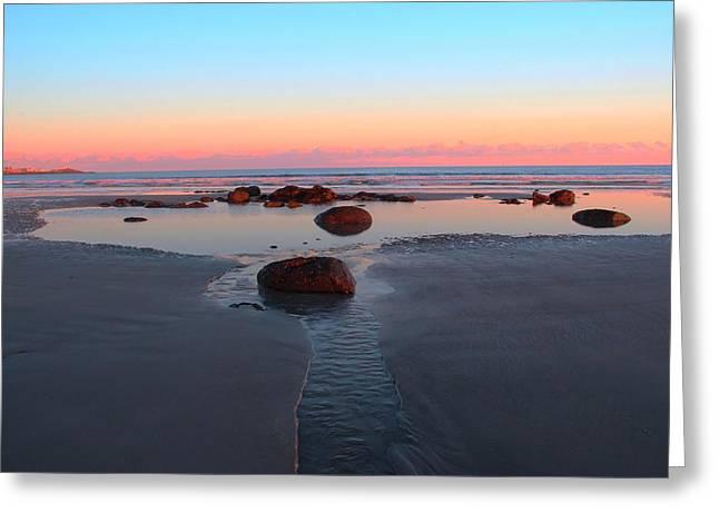 York Beach Greeting Cards - York Beach Greeting Card by Andrea Galiffi