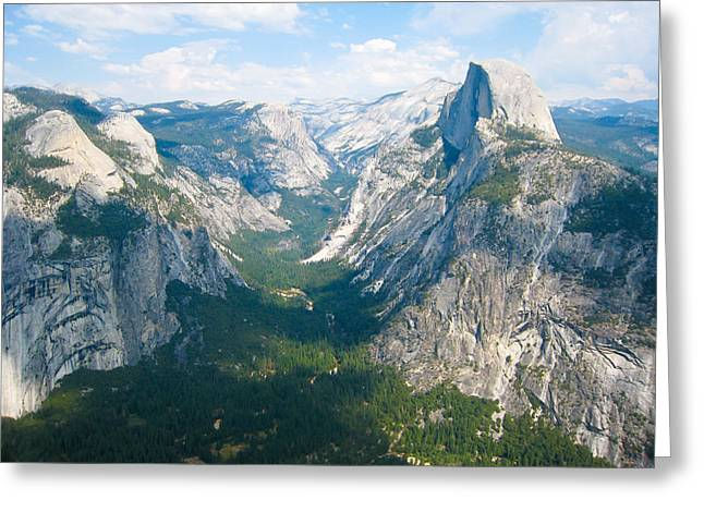 Monolith Greeting Cards - Yosemite Summers Greeting Card by Heidi Smith