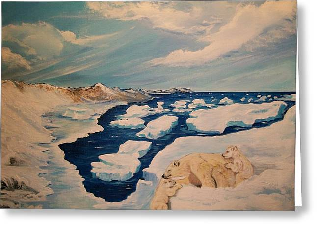 Alaska Greeting Cards Greeting Cards - You can Make It Greeting Card by Sharon Duguay