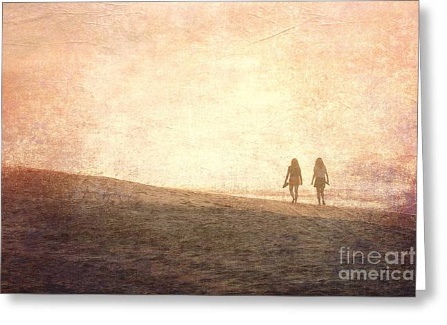 A New Focus Photography Greeting Cards - Youll Never Walk Alone Greeting Card by A New Focus Photography