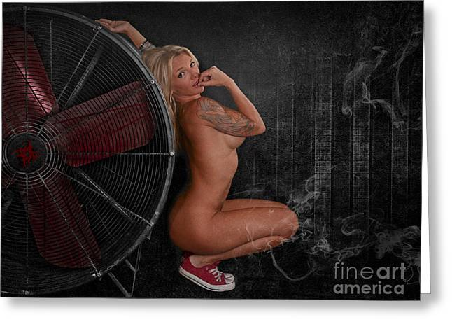 Tat Greeting Cards - Your Biggest Fan Greeting Card by Jt PhotoDesign