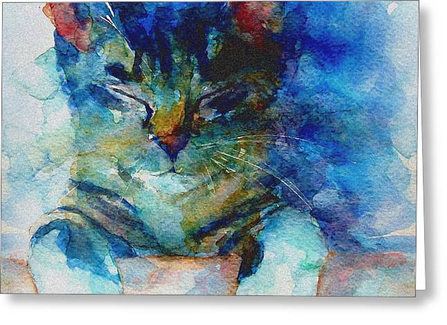 You've Got A Friend Greeting Card by Paul Lovering